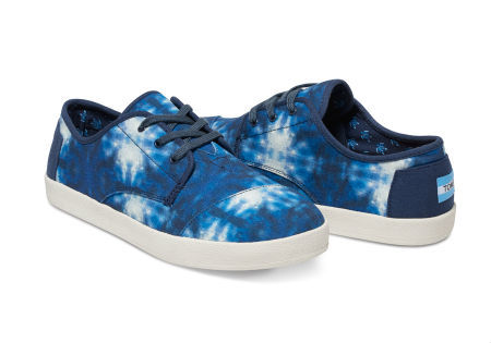 Sea Turtles Blue Tie Dye Men's Paseo