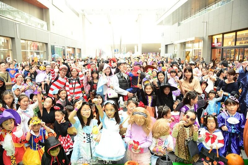 二子玉川 HALLOWEEN PARTY powered by 楽天