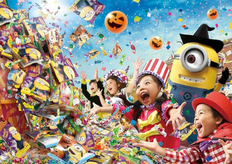 TM & © 2017 Sesame Workshop © 2017 Peanuts Worldwide LLC © 1976, 2017 SANRIO CO., LTD. APPROVAL NO. EJ7062901 Despicable Me, Minion Made and all related marks and characters are trademarks and copyrights of Universal Studios. Licensed by Universal Studios Licensing LLC. All Rights Reserved. TM & © Universal Studios. All rights reserved.(画像提供:ユニバーサル・スタジオ・ジャパン)