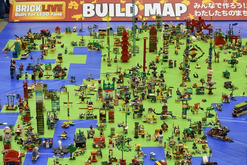 BUILD MAP
