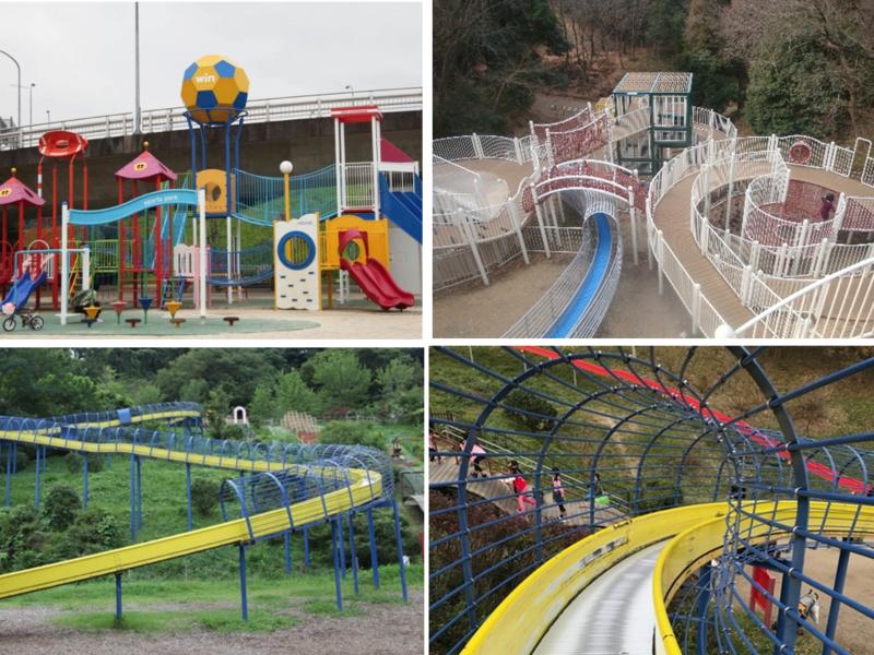 横浜の公園ランキング 大型アスレチック遊具やピクニックを ...