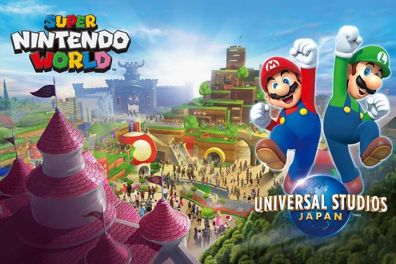 Nintendo properties are trademarks and copyrights of Nintendo. (C) 2017 Nintendo. (C) &(R)Universal Studios. All rights reserved.(画像提供:ユニバーサル・スタジオ・ジャパン)