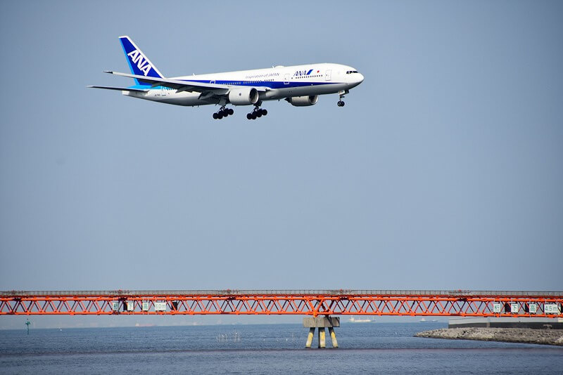 関東】飛行機が間近で見られる公...
