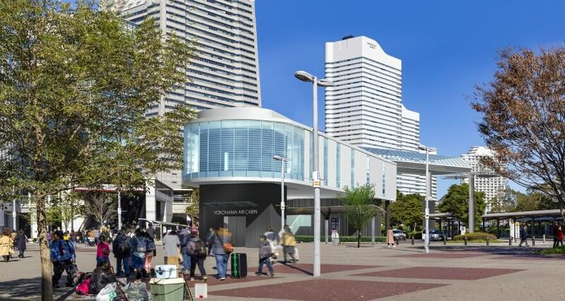 ロープウェイ みなとみらい 横浜のロープウェー、「片道1000円」納得の理由