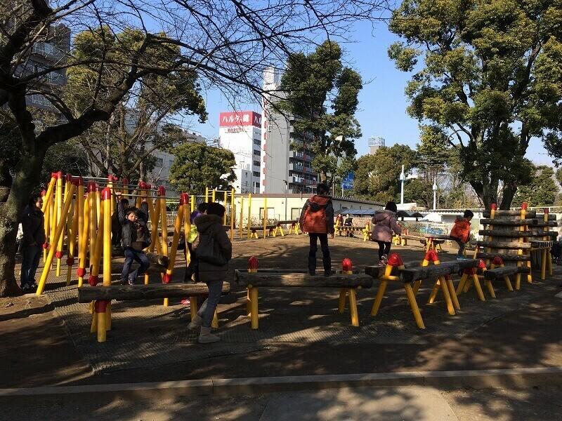 台東区の1日遊べるおすすめ公園3選 動物園併設&ユニーク遊具も