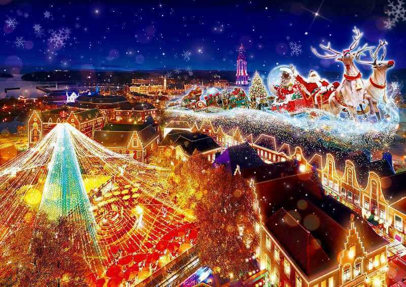 イルミネーション 2020 クリスマス
